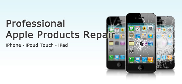 iPhone, iPad, iPod Touch Repair
